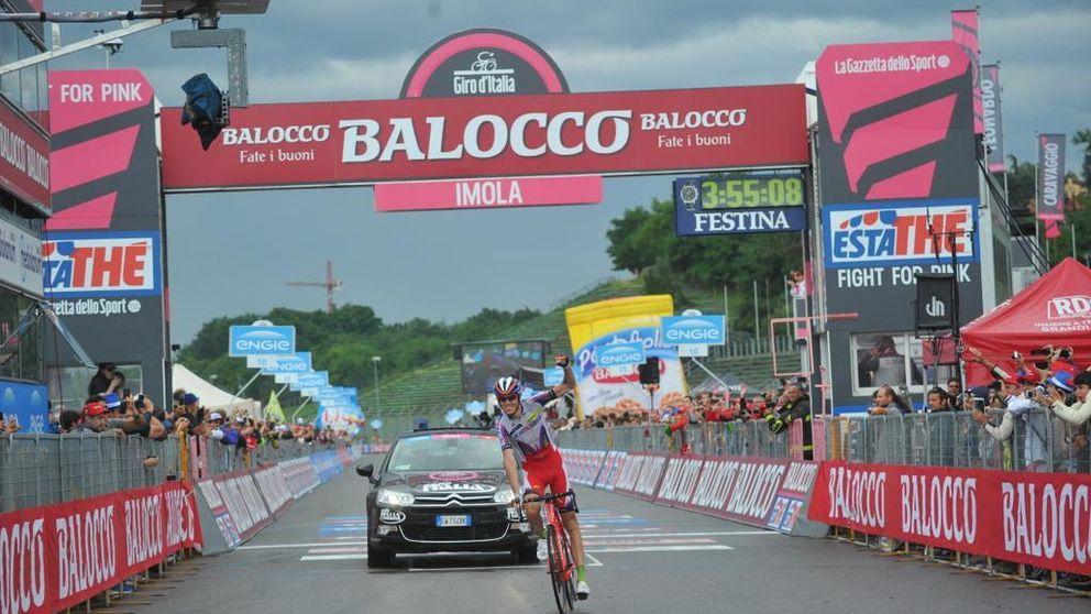 Zakarin gana en Imola y Contador tienta a sus rivales con un ataque