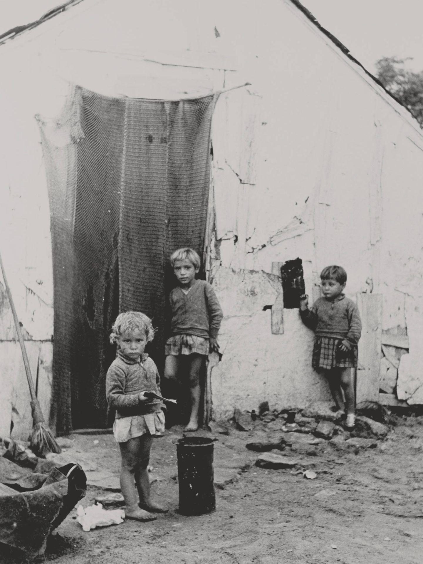 Retratos del viaje de Marsé a Andalucía en los 60 extraídos del libro 'Viaje al sur'