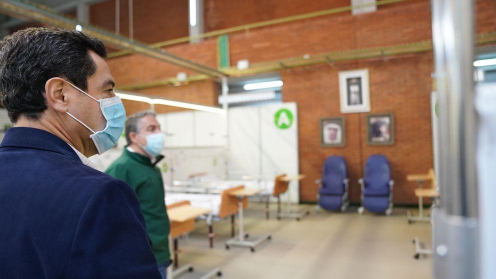 Andalucía plantea que los peluqueros se hagan un test rápido para volver a trabajar