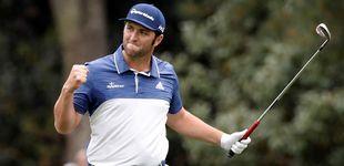 Post de Jon Rahm se da la oportunidad de sentirse bien en un grande como Augusta