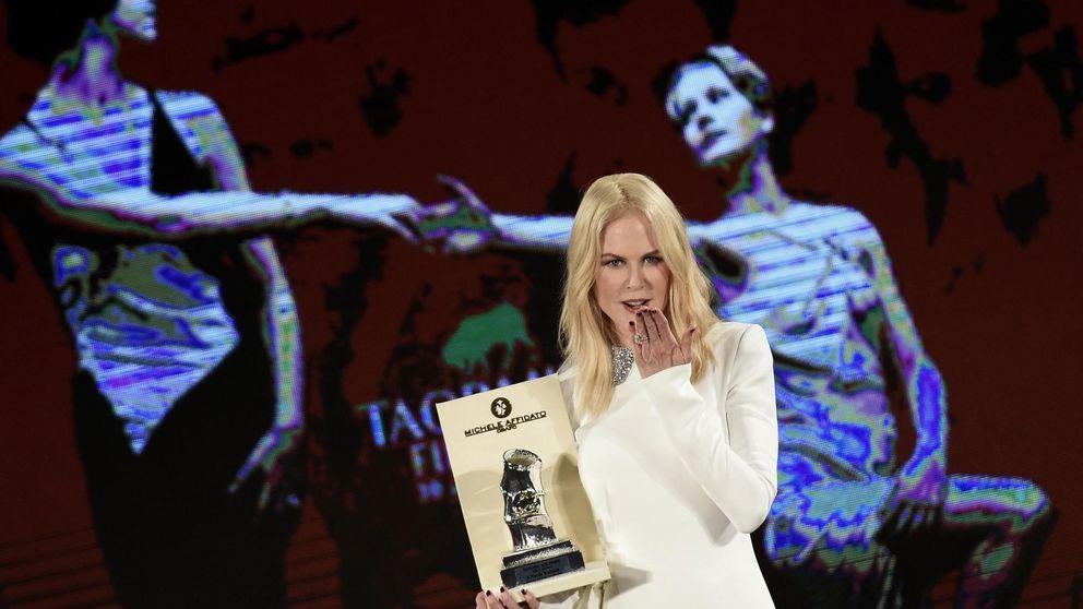 Los tres looks con los que Nicole Kidman presume de tipazo y estilo en Italia