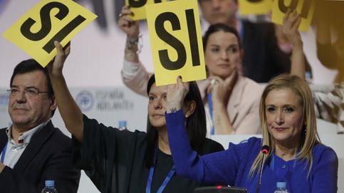 Cifuentes estrena el sistema asambleario para controlar el PP de Madrid