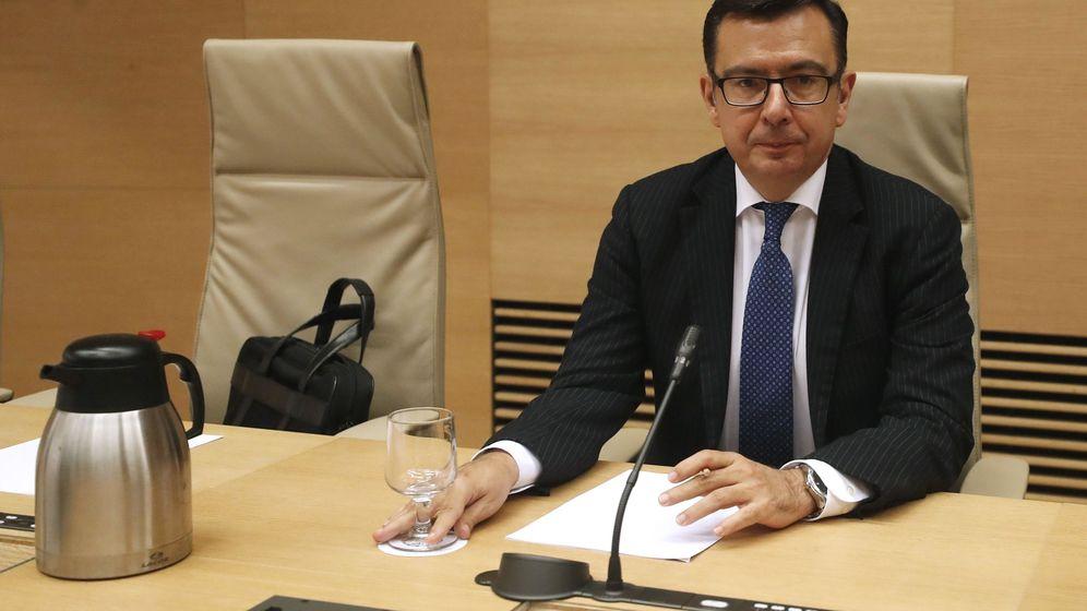Foto: El ex ministro de Economía, Román Escolano. (EFE)