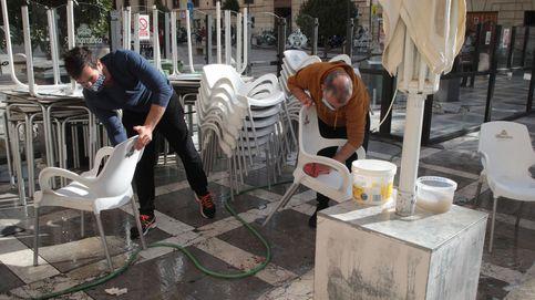 Granada registra el 85% de los ERTE de Andalucía en la segunda ola del covid