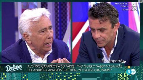 Andrés Caparrós cierra su emisora tras la encerrona de su hijo en el 'Deluxe'