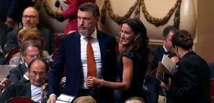 Post de Telma Ortiz y Robert Gavin Bonnar, pareja de incógnito en una de las fiestas post Goya