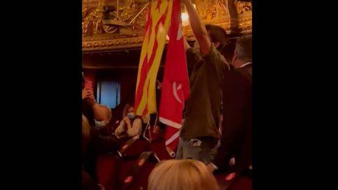 Las imágenes del acto de Pedro Sánchez en Barcelona para defender los indultos