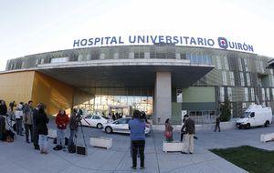 Don Juan Carlos será operado de la cadera el martes en el Hospital Quirón de Madrid