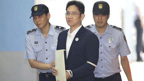La justicia descabeza a Samsung al enviar cinco años a prisión a su heredero