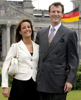 Foto: Joaquín y Marie, desde Rusia con amor