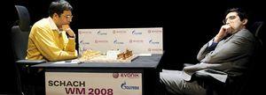 El indio Anand revalida su título mundial de ajedrez