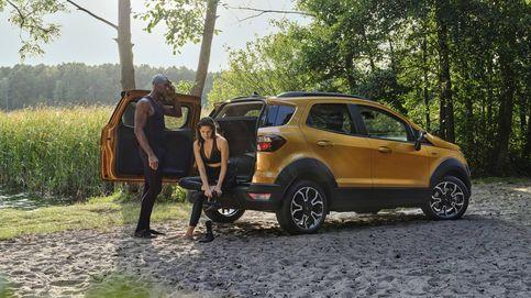Ford EcoSport Active, una variante más aventurera