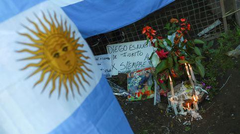 Maradona será velado en la Casa Rosada
