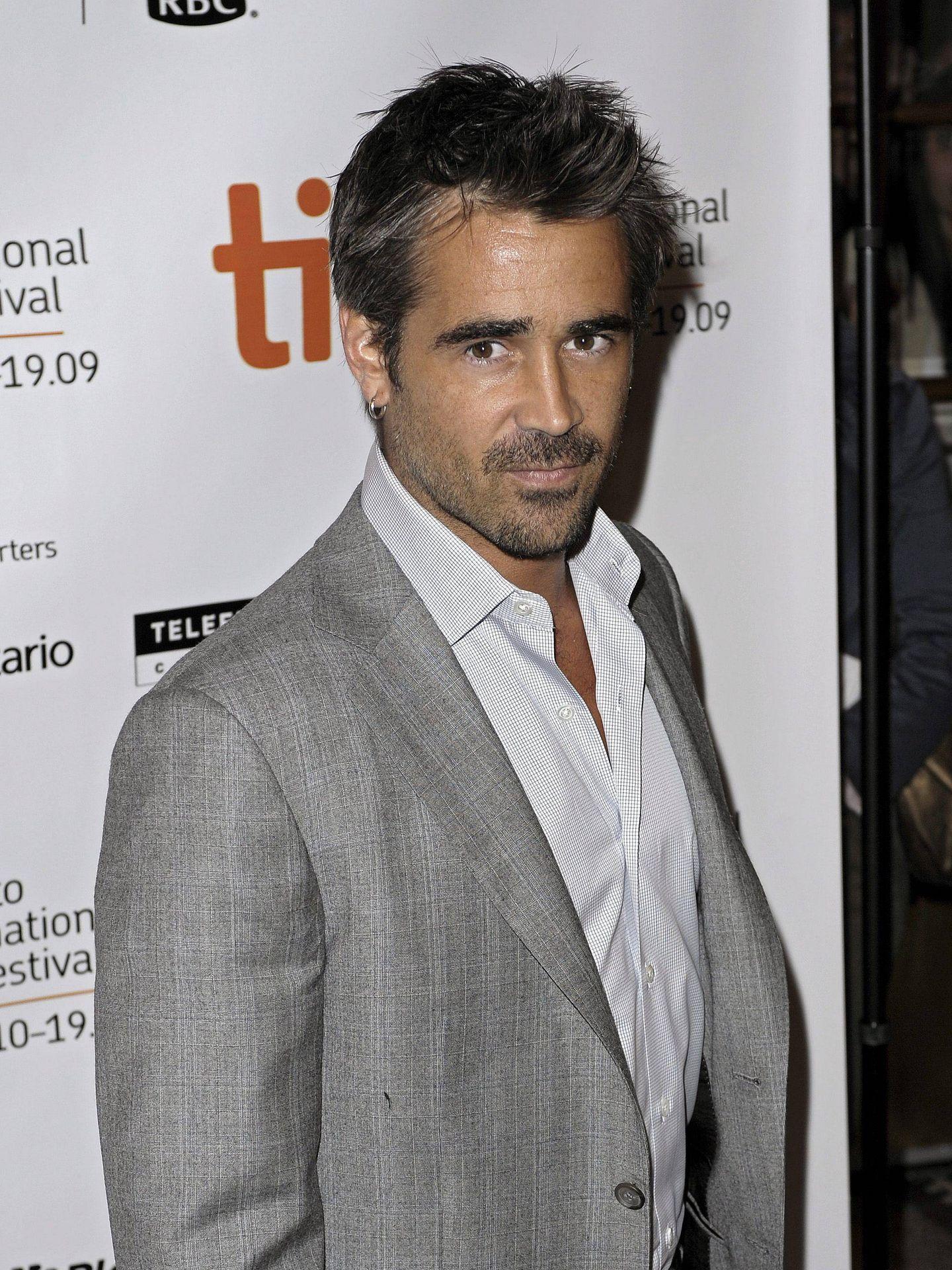 Colin Farrell, en el Festival Internacional de Cine de Toronto. (EFE)