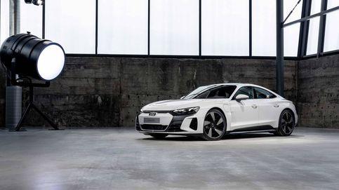 Audi e-tron GT, espectacular gran turismo eléctrico