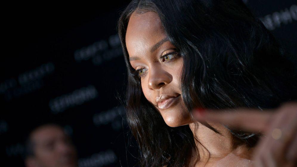Foto: Rihanna, una de las máximas estrellas de la música mundial. (Gtres)