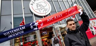 Post de Ajax - Tottenham: horario y dónde ver en TV y 'online' la semifinal de Champions