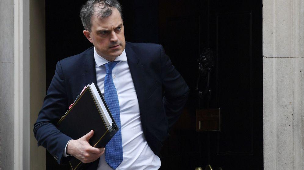 Foto: El jefe de disciplina conservador, Julian Smith. (EFE)