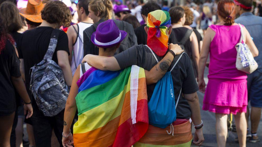 Foto: Imagen de archivo de una manifestación del Orgullo Gay. (EFE)