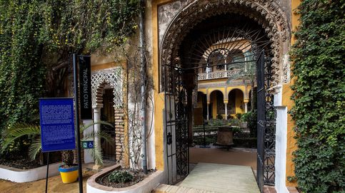 Los tesoros del palacio de las Dueñas, al descubierto (gracias a Instagram)