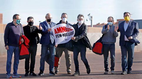 El Consejo de Europa pide reformar la sedición para facilitar la excarcelación de los presos del 'procés'