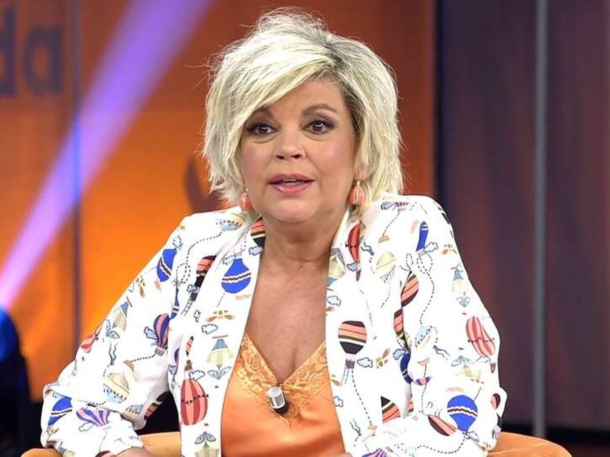 Foto: Terelu Campos, en 'Viva la vida'. (Telecinco).