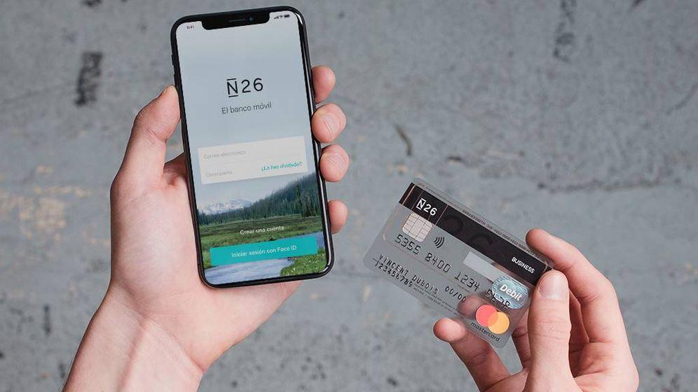 Foto: N26 el primer banco móvil de Europa