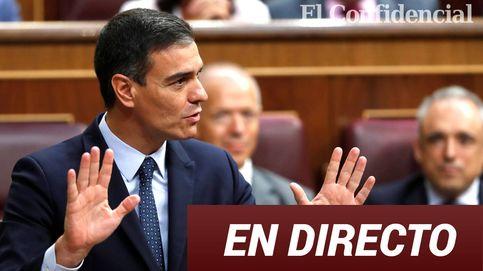 La investidura de Pedro Sánchez, en directo: siga en 'streaming' la segunda votación al candidato