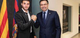 Post de El miedo de Bartomeu con Abel Ruiz: 100 'kilos' de cláusula para espantar al Madrid