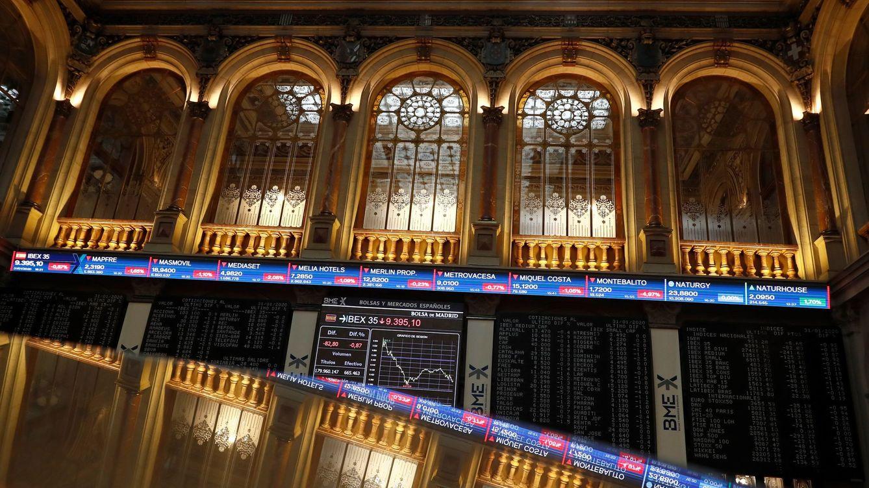 La bolsa española se apoya en los bancos para continuar el rally