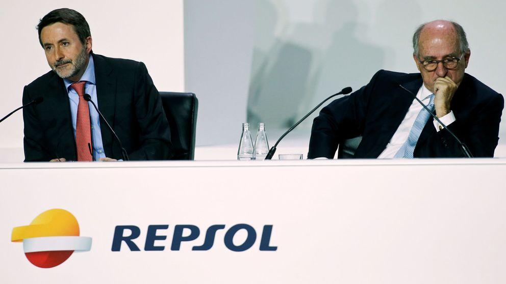 Repsol ganó 639 millones hasta junio, un 39,3% menos por las dotaciones