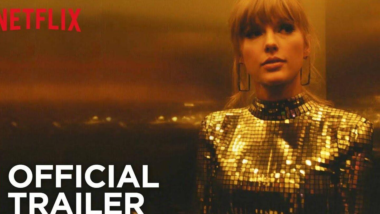 Póster de 'Miss Americana', documental de Taylor Swift. (Cortesía Netflix)