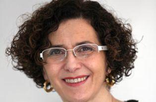 Foto: Sylvia Carrasco Gauthier, nueva directora general de Diálogo