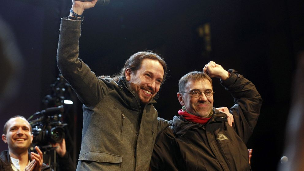 Monedero critica el discurso hueco de Podemos: Rehenes del infantilismo
