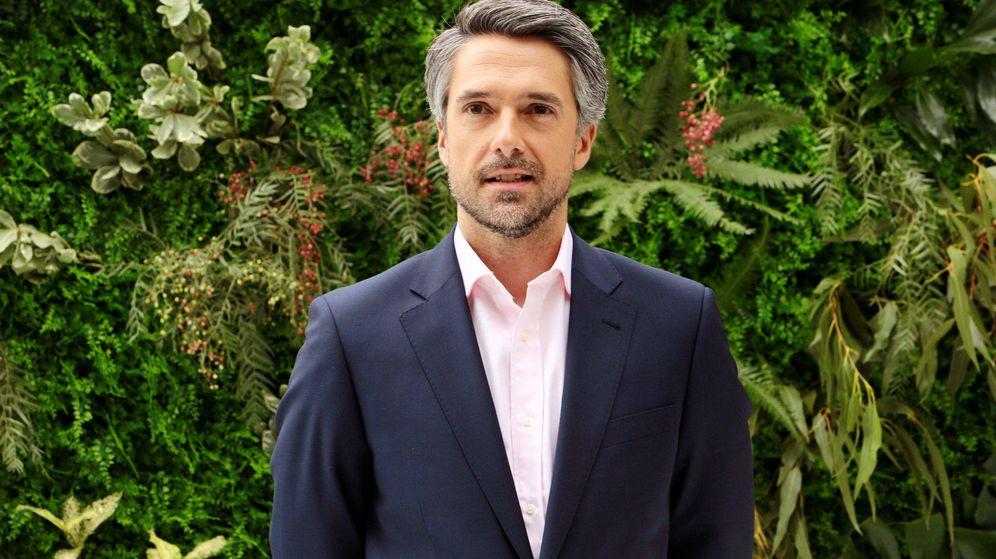 Foto: Carlos Franganillo, reciente Premio Ondas al mejor presentador. (Getty)