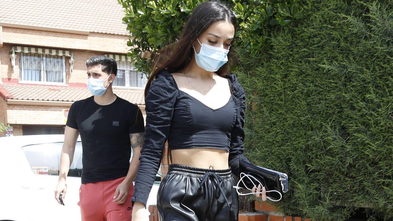 Brayan Mejía y Julia Janeiro en una imagen de archivo. (Gtres)