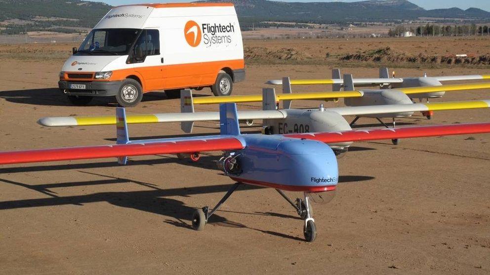El primer dron certificado de Europa es español... y no consigue venderse