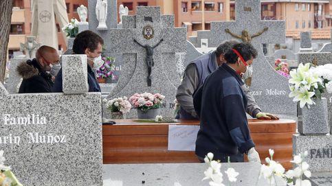 El exceso de mortalidad de la pandemia supera las 77.000 personas