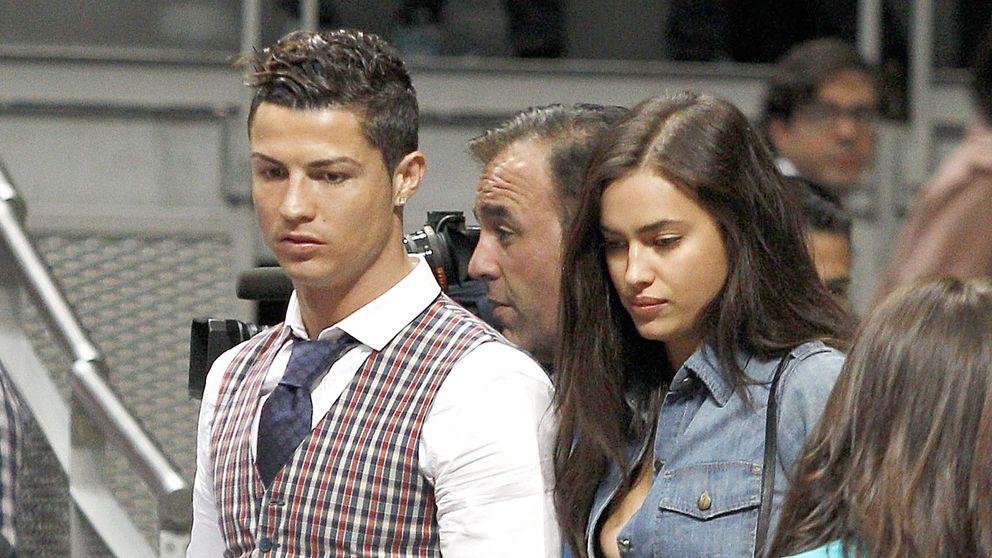 Se confirma la ruptura de Cristiano Ronaldo e Irina Shayk