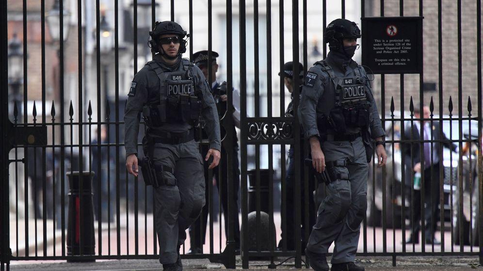 Foto: Miembros de la policía británica en una imagen de archivo. (Reuters)