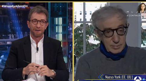 La sorprendente declaración de Woody Allen a Pablo Motos sobre sus detractores