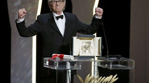 Ken Loach gana su segunda Palma de Oro en Cannes y carga contra la austeridad
