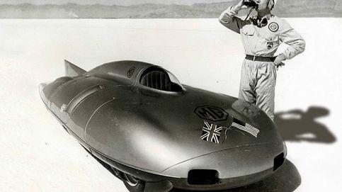 Así batió Stirling Moss el récord de velocidad en 1957 con un MG