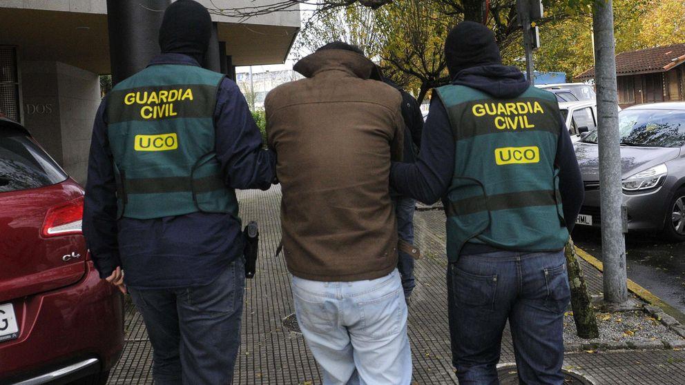 Galicia: 3 años de cárcel a dos agentes de la Guardia Civil por chivatazos a narcos