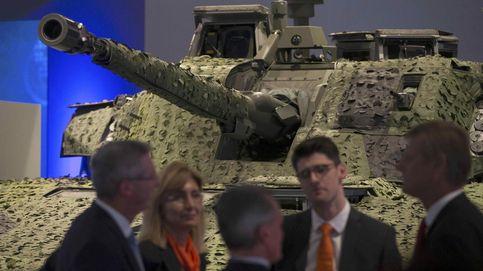 Los 'lobbies' de armamento seducen a la UE para que multiplique el gasto militar