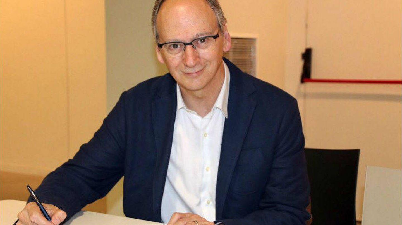 El politólogo y exconcejal en Barcelona del PSC Gabi Colomé. (Cedida)