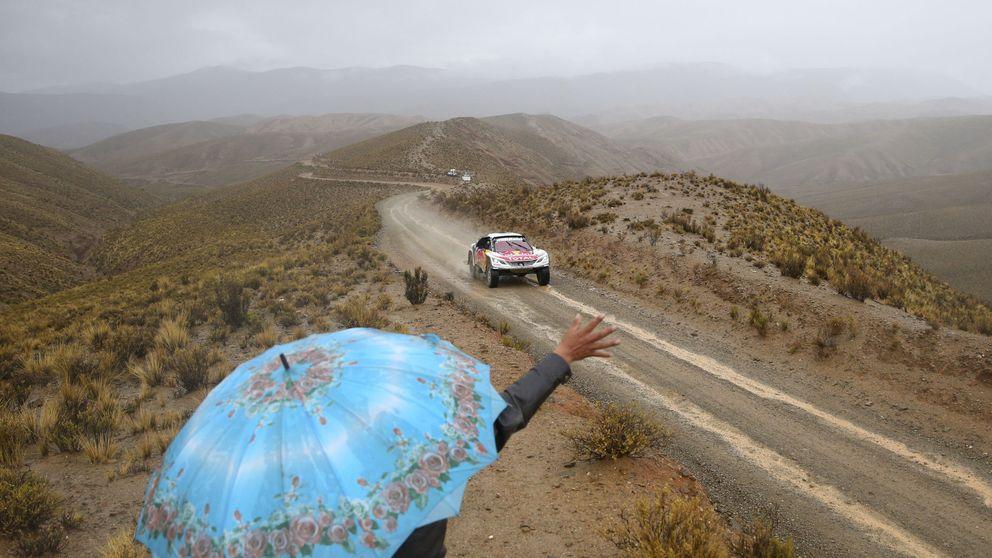 Suspendida la sexta etapa del Dakar por condiciones meteorológicas extremas