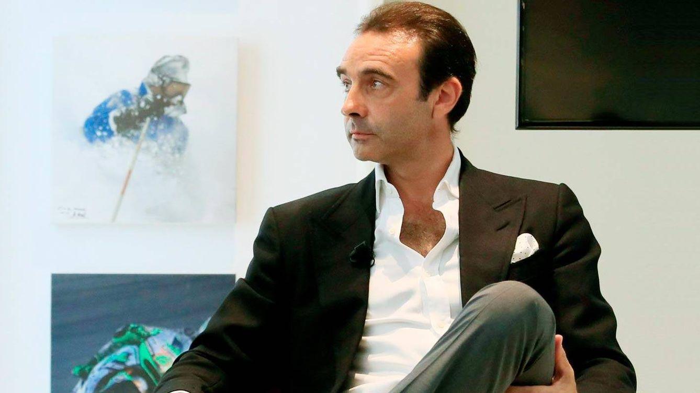 Enrique Ponce se lanza al estudio y graba un disco, dueto con Julio Iglesias incluido