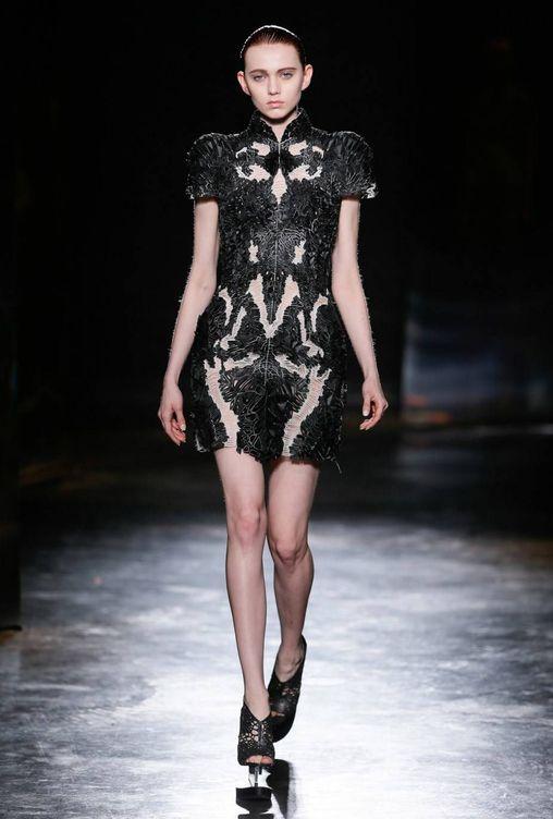 Vestido de la colección 'Luci' de Iris van Herpen