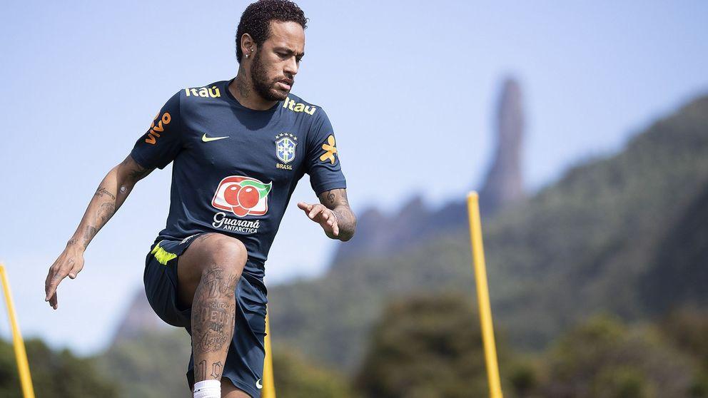 Neymar, denunciado por una presunta violación en un hotel de París